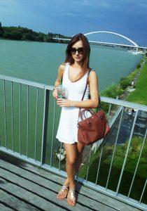 Dominika Fabová Hair Studio Košice, vlasová štylistka